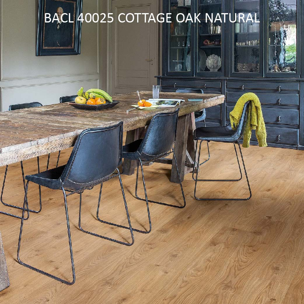 BACL40025 COTTAGE OAK NATURAL