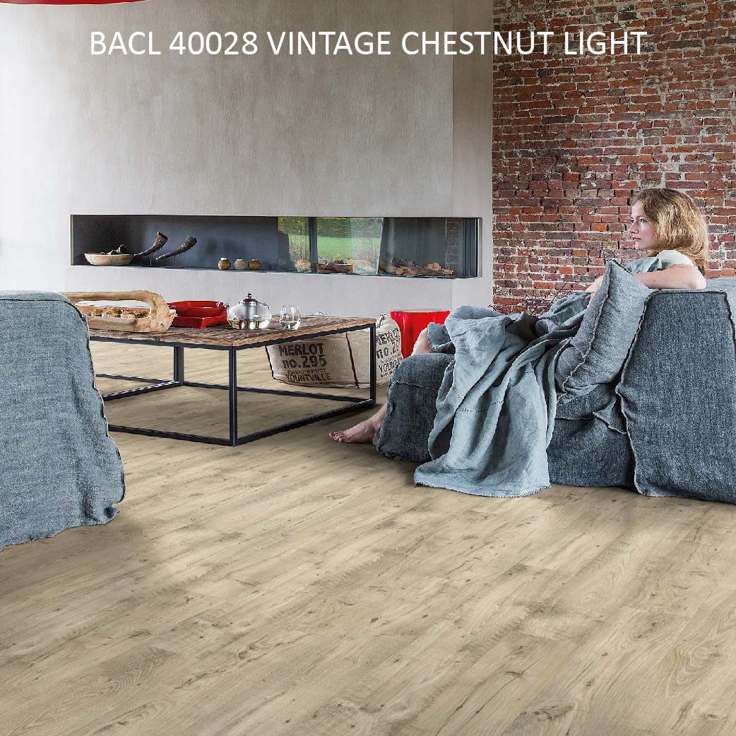 BACL40028 VINTAGE CHESTNUT LIGHT