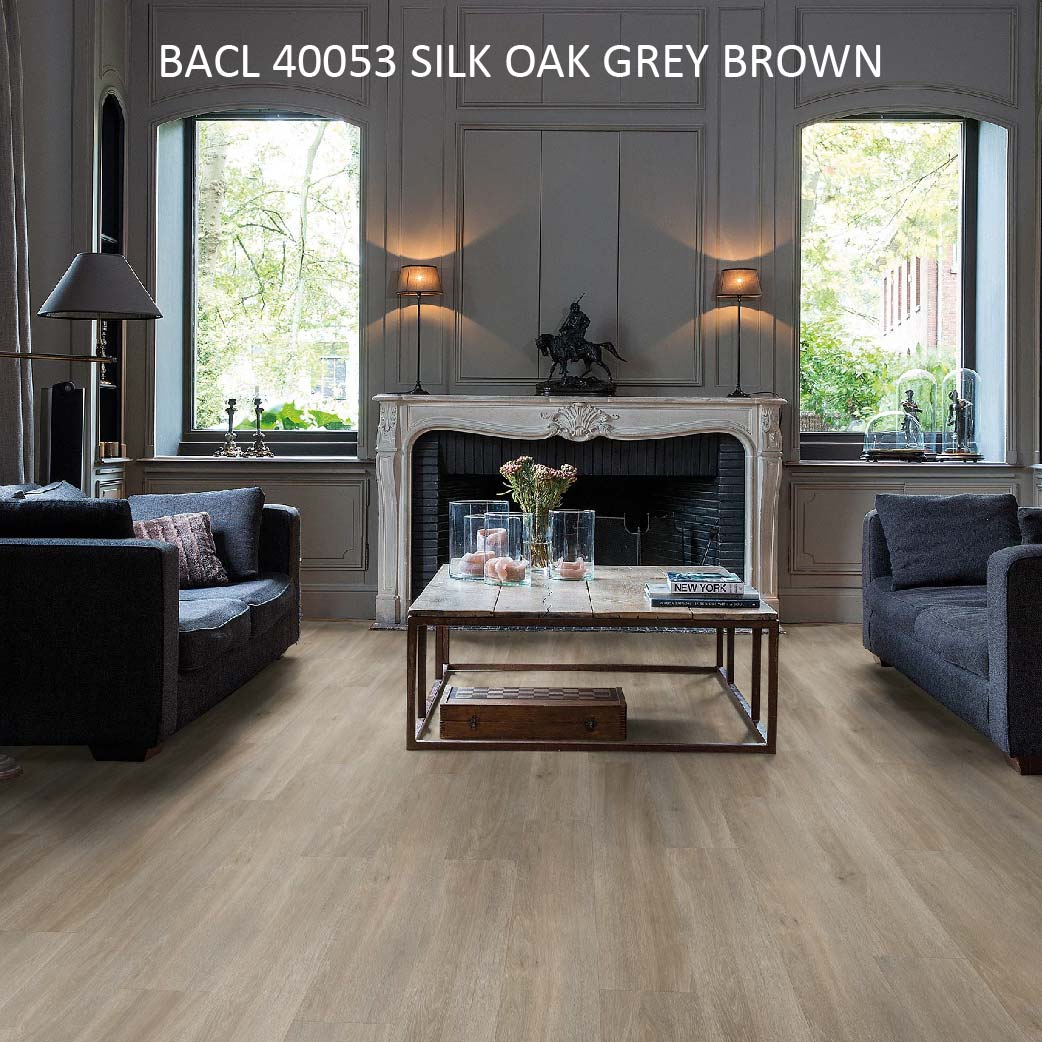 BACL40053 SILK OAK GREY BROWN