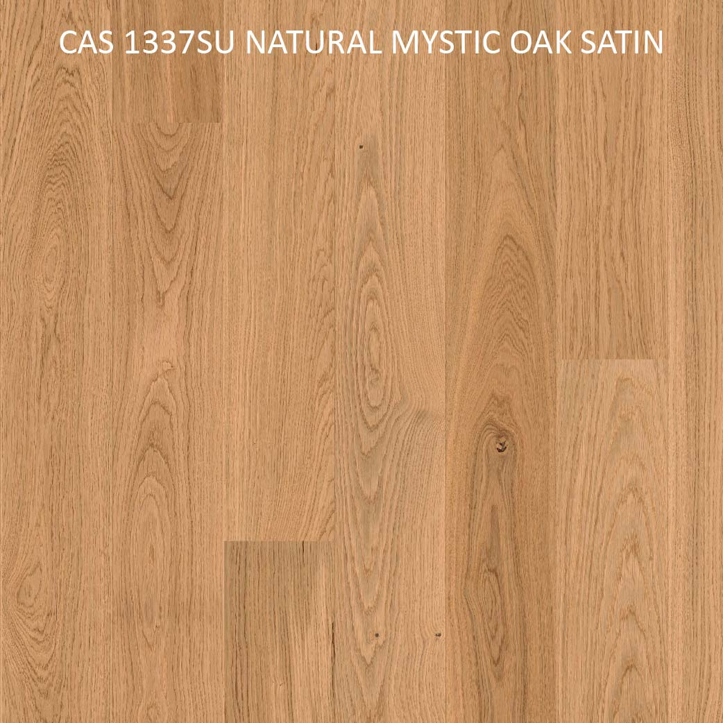 CAS 1337SU NATURAL MYSTIC OAK SATIN