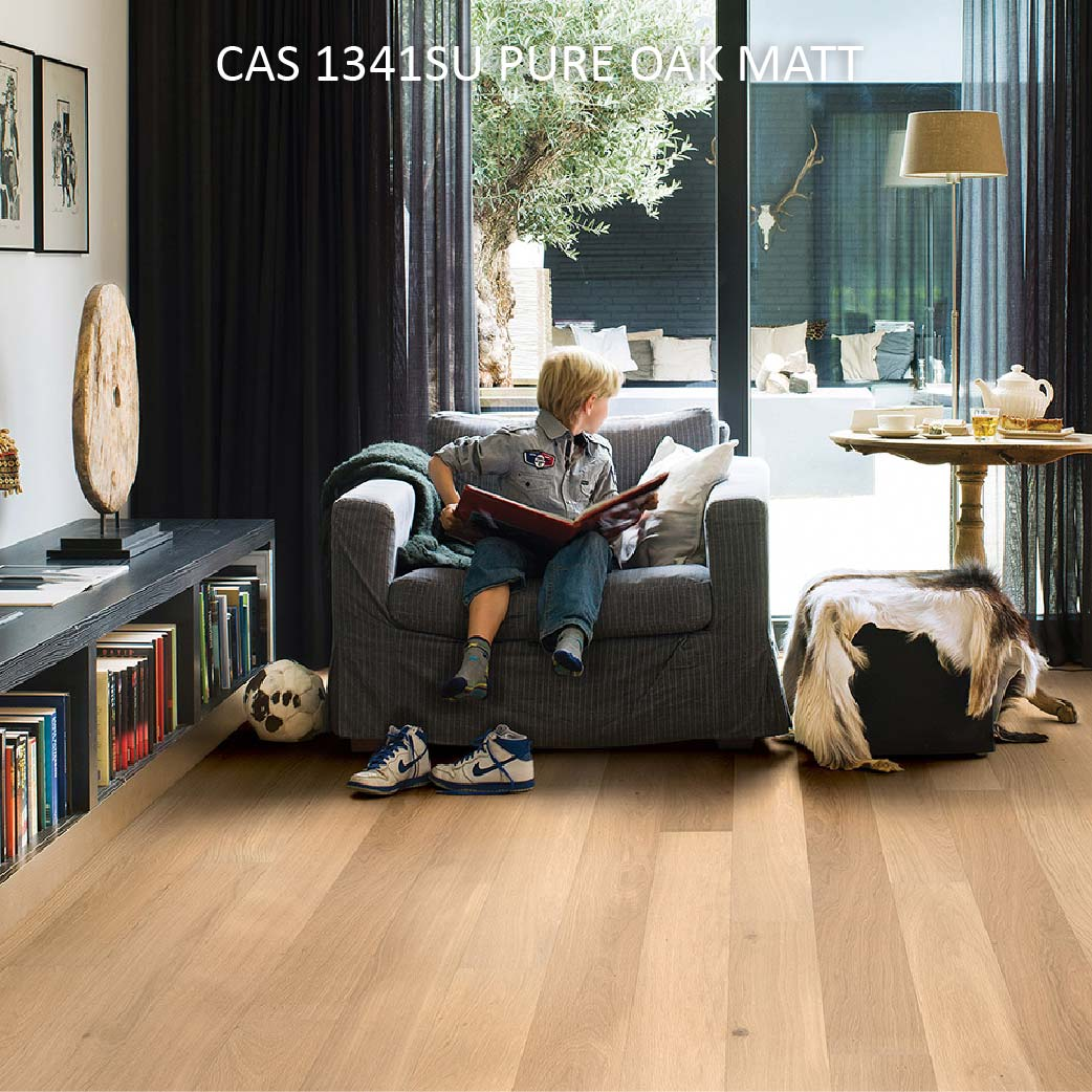 CAS 1341SU PURE OAK MATT