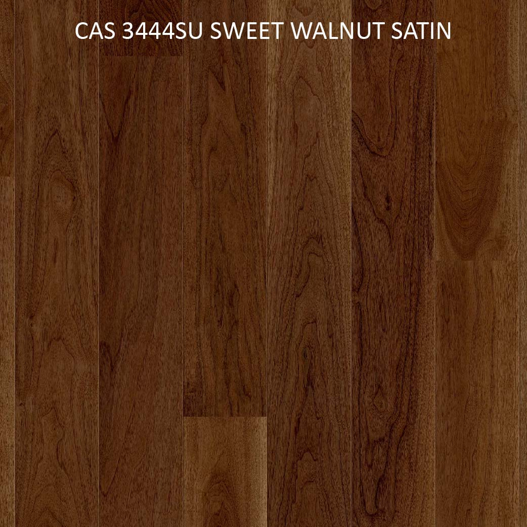 CAS 3444SU SWEET WALNUT SATIN