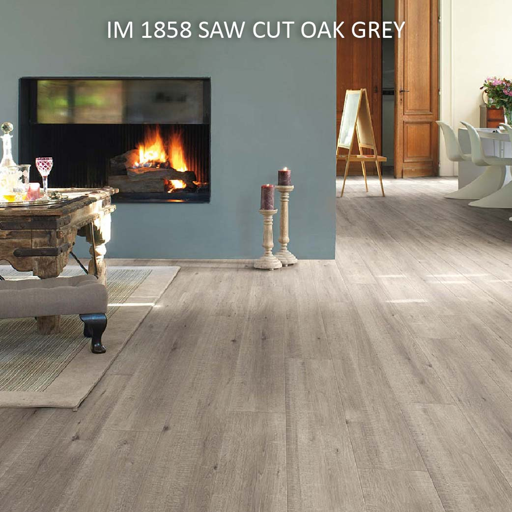 IM 1858 SAW CUT OAK GREY