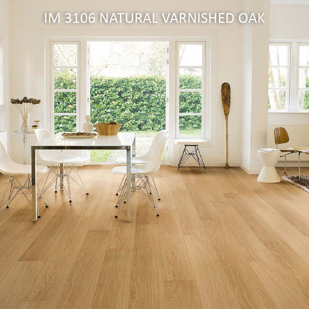 IM 3106 NATURAL VARNISHED OAK
