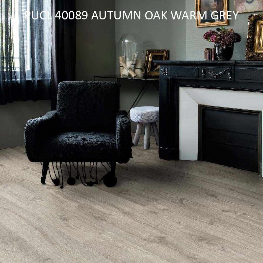 PUCL 40089 AUTUMN OAK WARM GREY