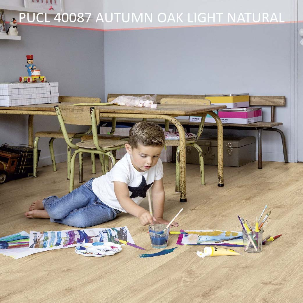 PUCL40087 AUTUMN OAK LIGHT NATURAL