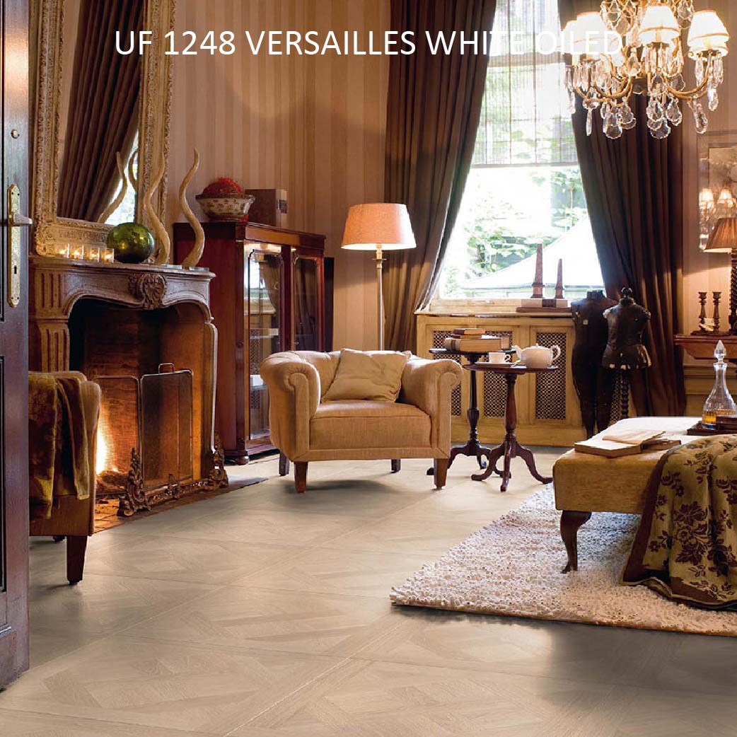 UF 1248 VERSAILLES WHITE OILED