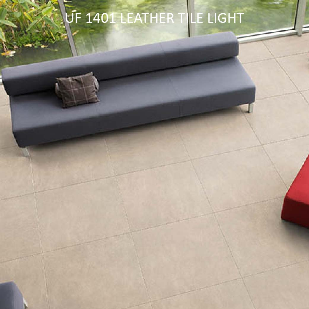 UF 1401 LEATHER TILE LIGHT