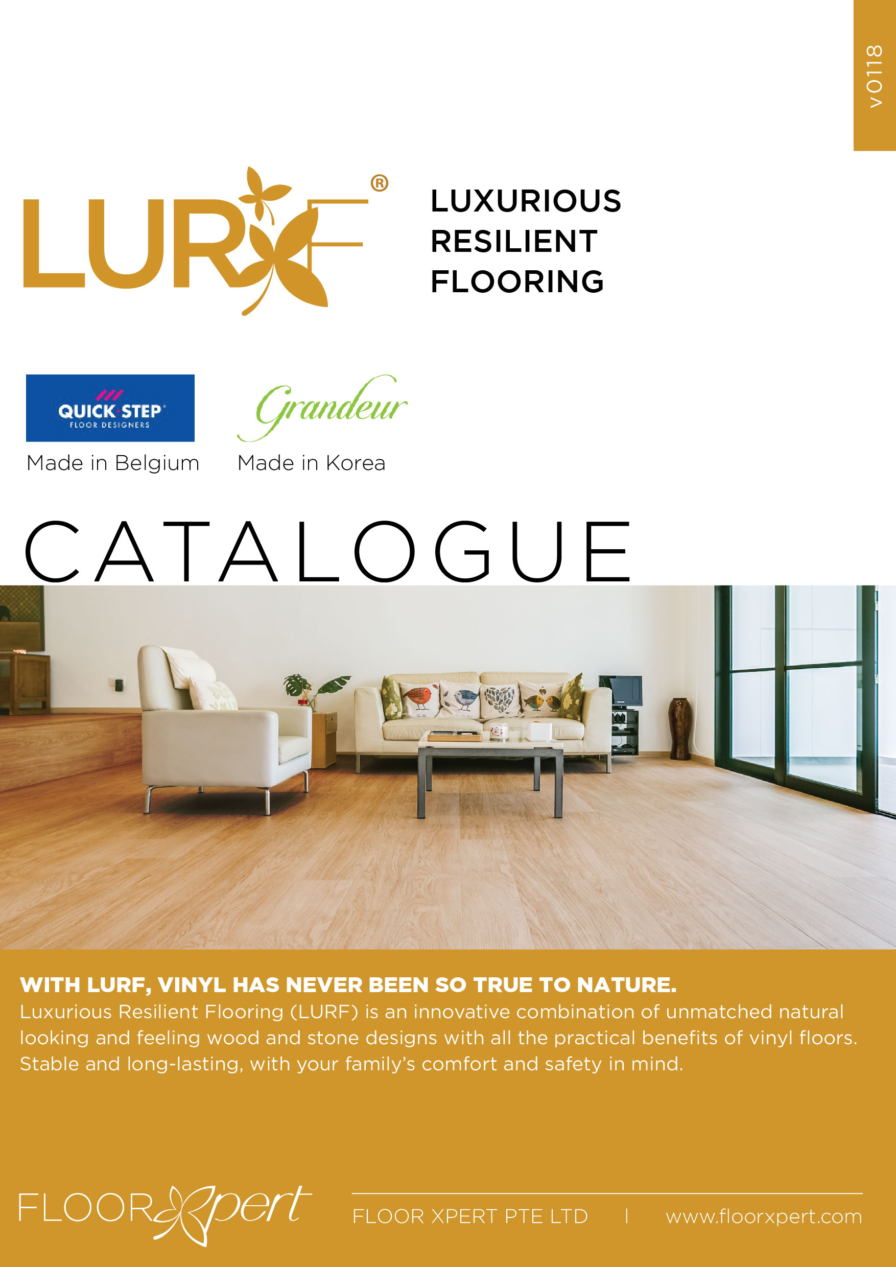 LURF FLOORING CATALOGUE
