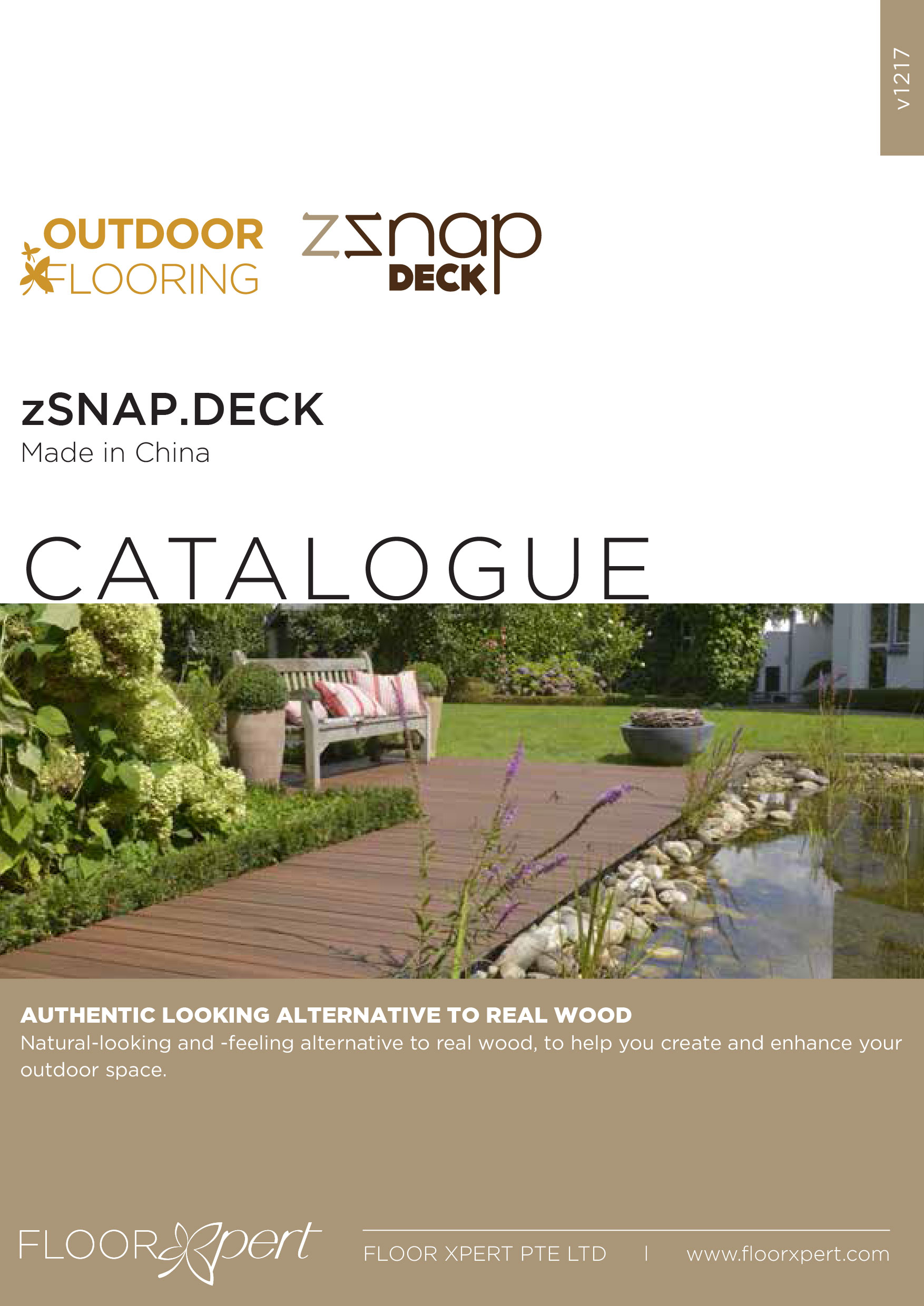 zSNAP DECK CATALOGUE
