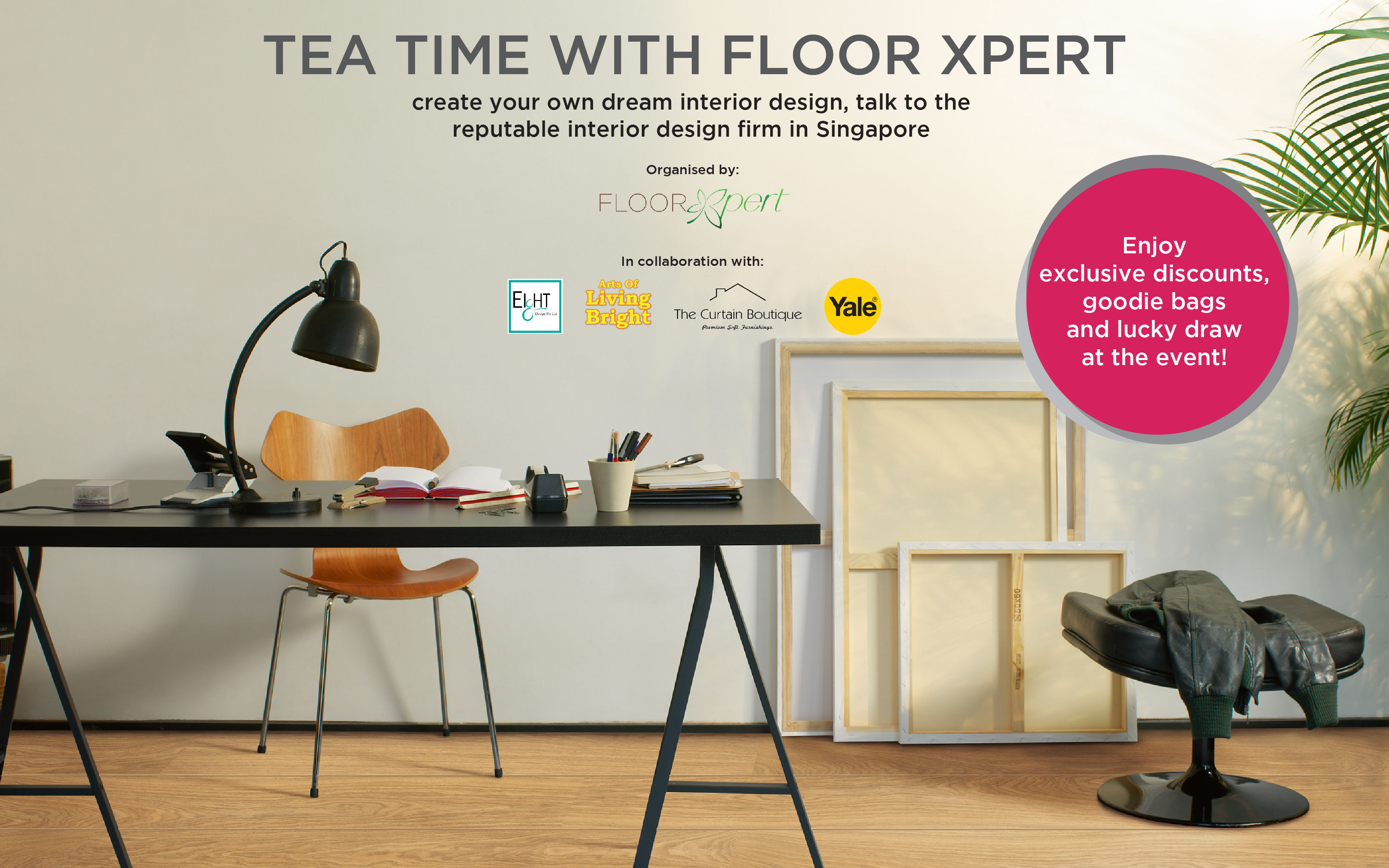 Tea time with floor xpert floor xpert vinyl flooring expert you are invited to our tea time with floor xpert event jameslax Choice Image