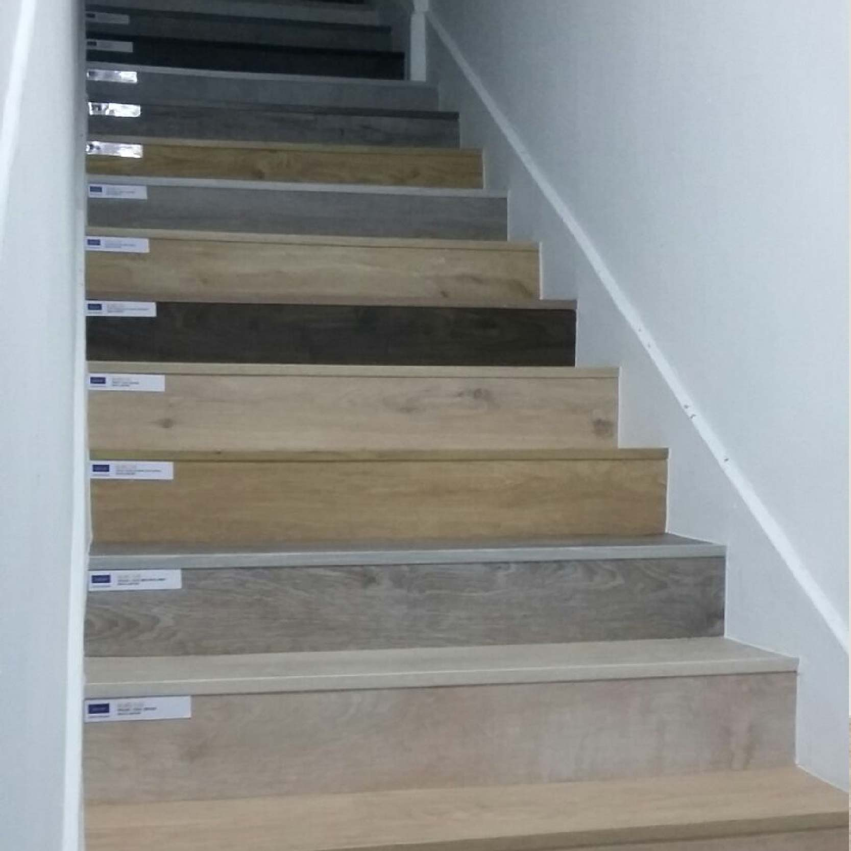 Staircase Using Our Lurf