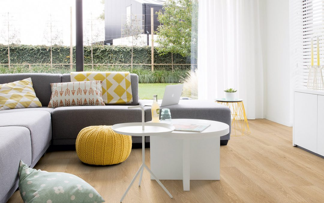 Luxurious Resilient Flooring (LURF) – Unbreakable Floor Manufactured from 100% Virgin Rubber