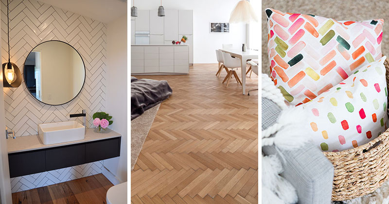 Herringbone – Making Your Home Extraordinary Everyday