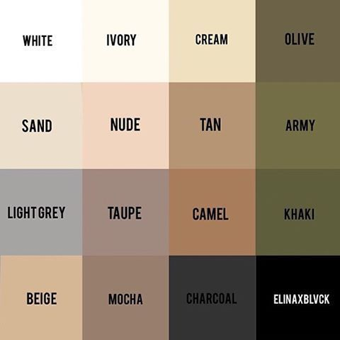 Neutral Colours Can Be Beige Ivory Grey Black And Shades Of White To Colour Means Under Some Lications These Hues Often Have Undertones