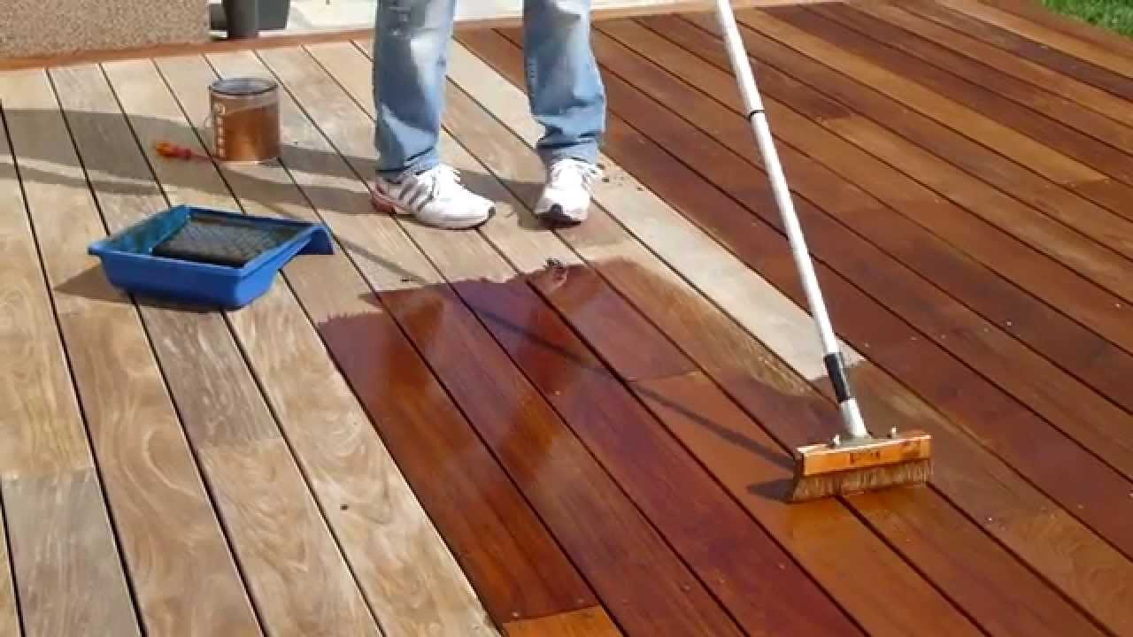 I Own A Wood Deck But How Do I Maintain It Floor Xpert