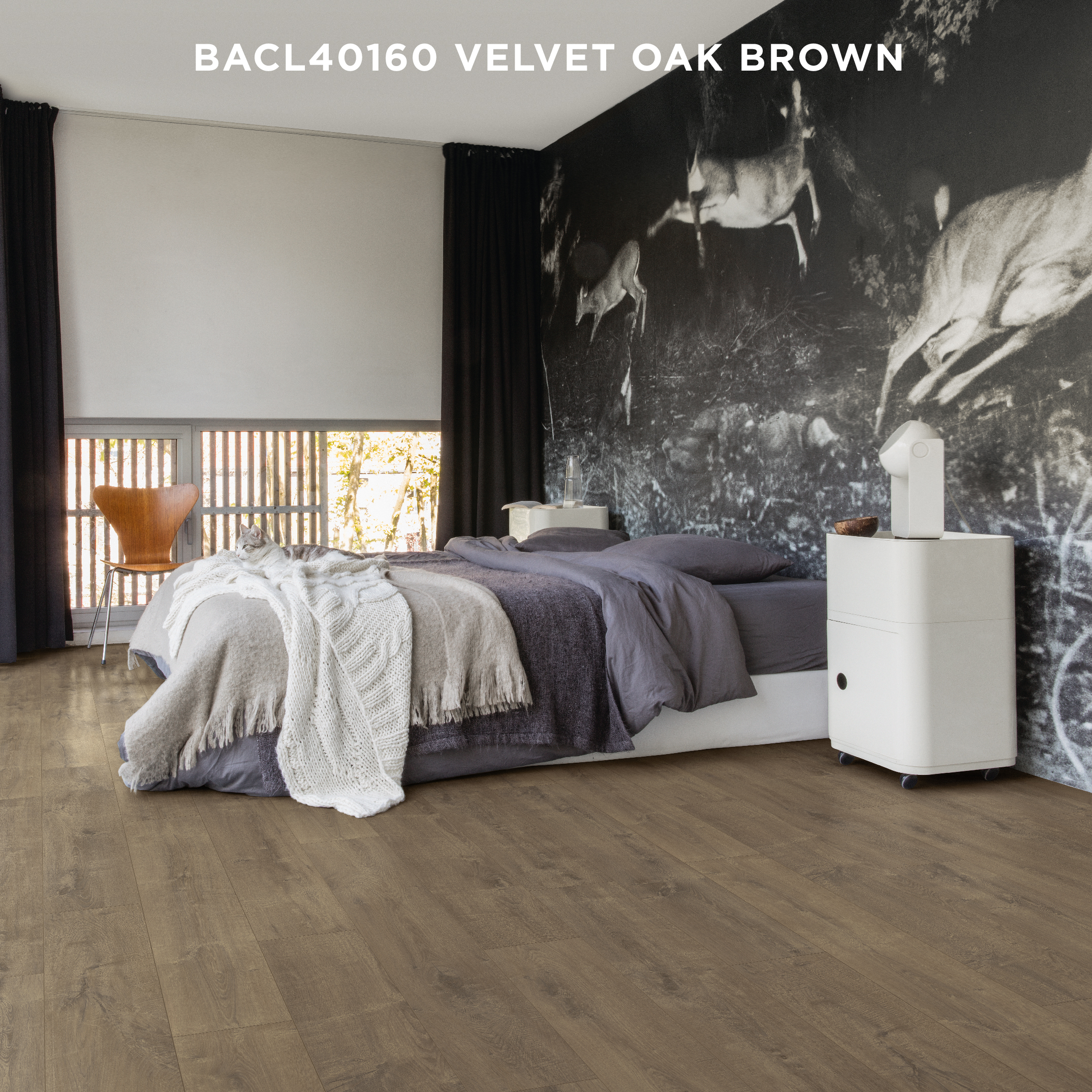 BACL40160 VELVET OAK BROWN (New)