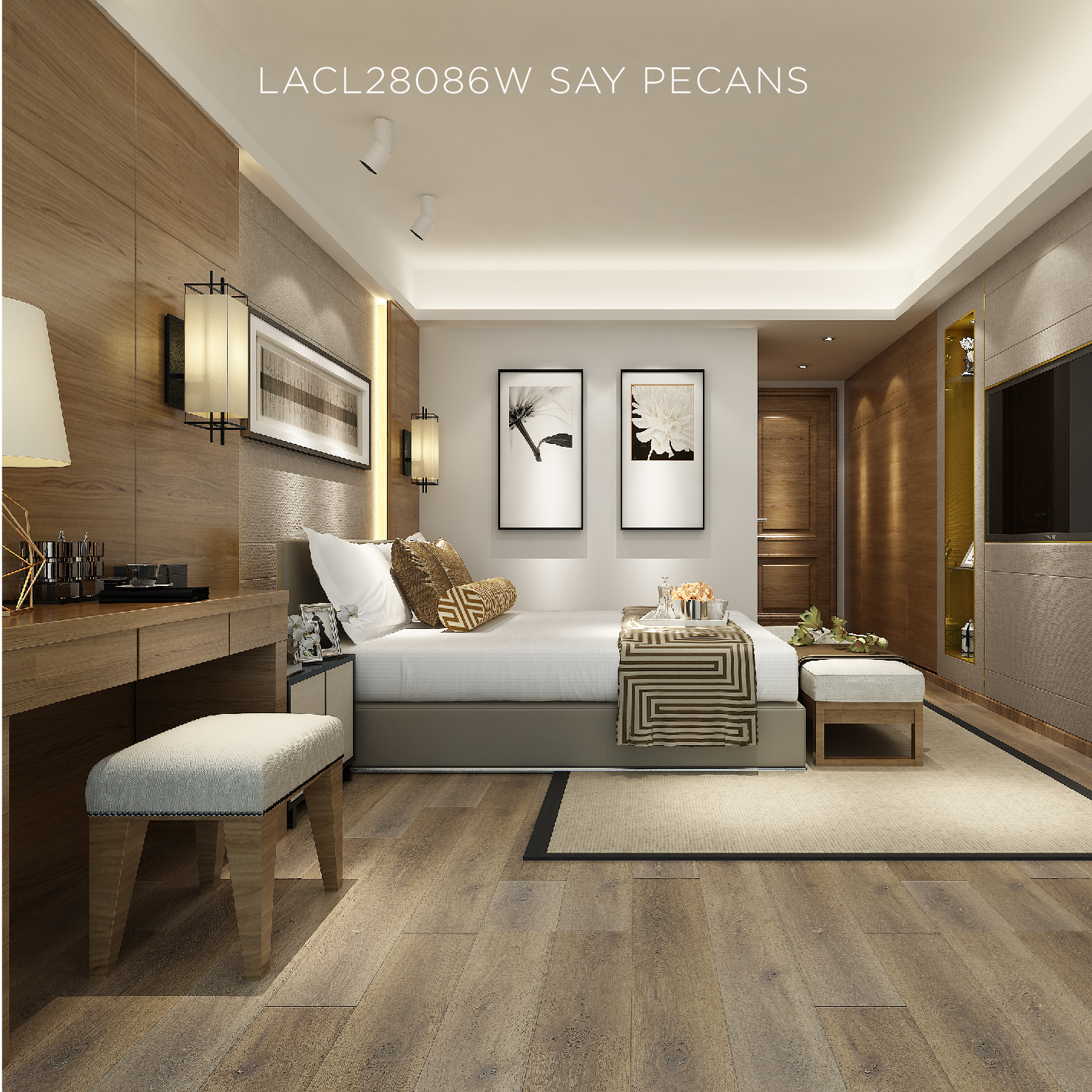 LACL28086W Say Pecans