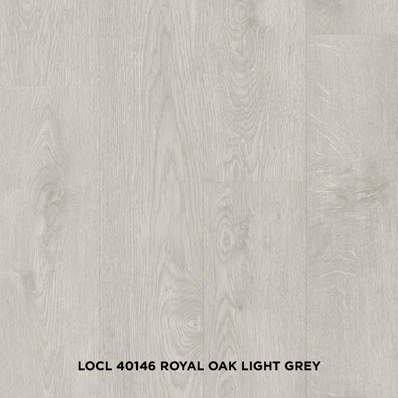 LOCL 40146 ROYAL OAK LIGHT GREY