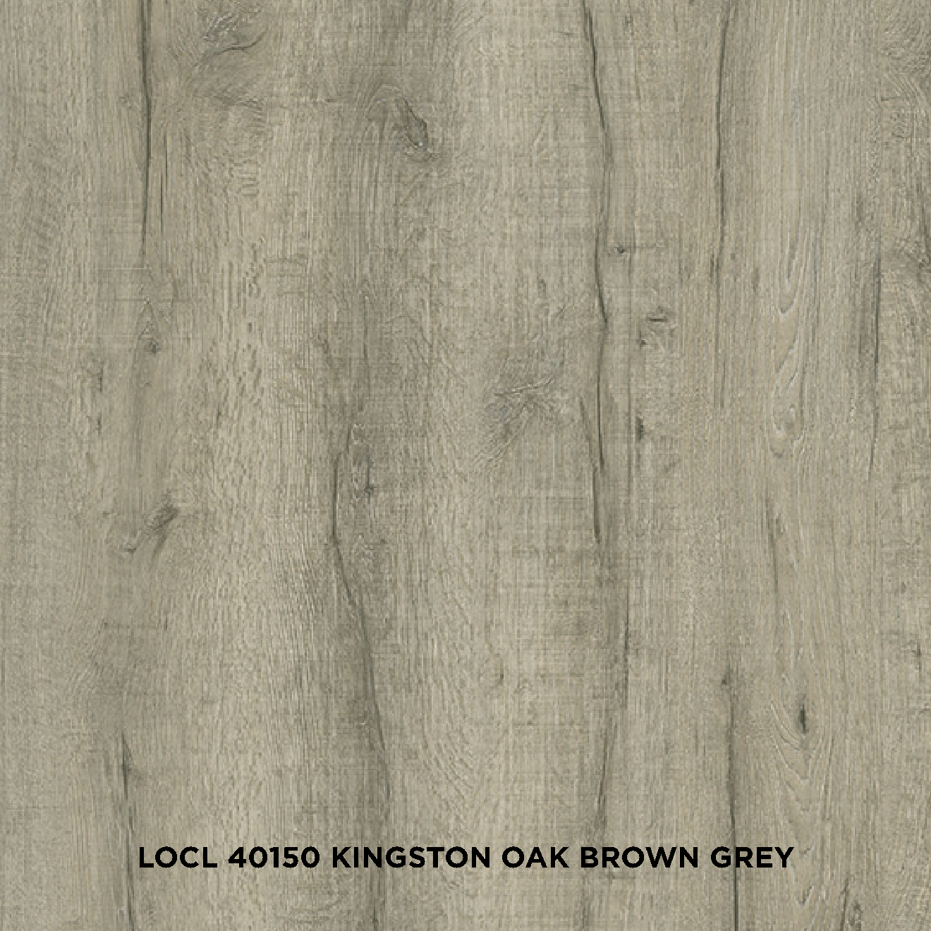 LOCL 40150 KINGSTON OAK BROWN GREY