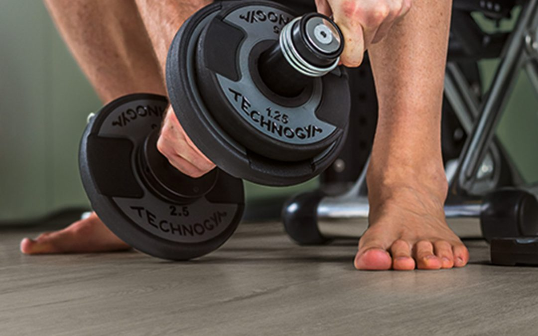 How To Create Your Perfect Home Gym Using LURF® Quick-Step Alpha